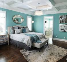 Aqua Bedroom Decor by Turquoise Accent Wall Bedroom U2013 Laptoptablets Us