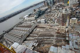 instrumental city view from hudson yards
