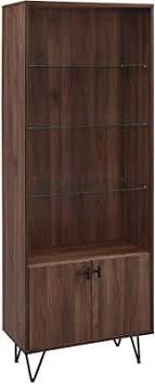 mid century modern kitchen storage cabinet walker edison mid century modern accent