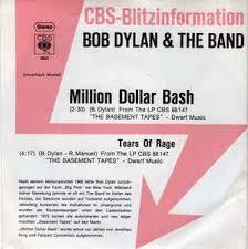 Bob Dylan Basement Tapes Vinyl by Bob Dylan U0026 The Band Million Dollar Bash Vinyl At Discogs