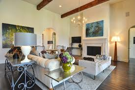 colonial living rooms spanish colonial modern living room dallas by braswell homes inc