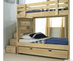 loft bed with storage and stairs full loft bed with storage stairs