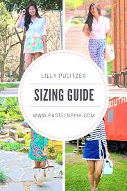 Lilly Pulitzer by Pastel N Pink Lilly Pulitzer Sizing Guide