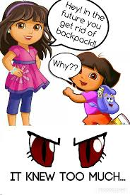 Tbh Meme - i made this pretty proud tbh meme dora funny hilarious r