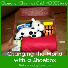 Operation Christmas Child Shoebox National Dropoff Week Changing The World With A Shoebox Operation Christmas Child