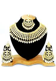 necklace set kundan necklace set jmy362