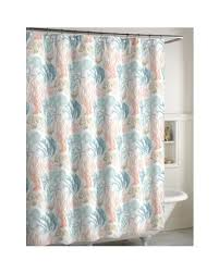 Turquoise And Grey Shower Curtain Bath Accessories Bealls Florida
