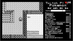 Shiny Geodude In Platinum Twitch Plays Pokemon Know - twitch plays pok礬mon season 1 bulbapedia the community driven