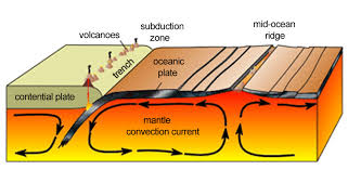 how are convection currents related to plate tectonics socratic