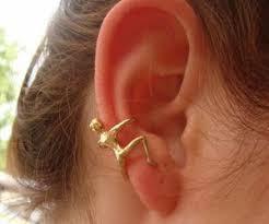 human earrings uncommon human shaped earrings jewelry my taste