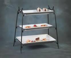 buffet stands u0026 risers shopatdean