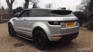 land rover range rover evoque 2016 land rover range rover evoque td4 hse dynamic silver 2016 youtube