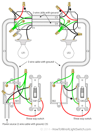 electrical expand on this three way switch diagram home