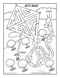 kite maze kids
