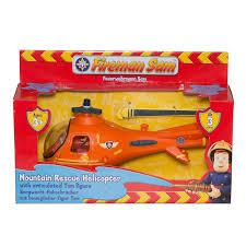 u0026m fireman sam mountain rescue helicopter 271329 u0026m