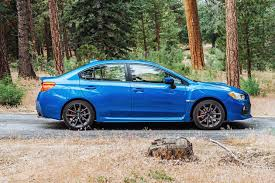 blue subaru wrx 2018 subaru wrx is it too loud auto jamaica gleaner
