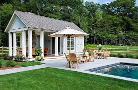 pool house plans with bedroom 25 pool houses to complete your backyard retreat