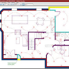 Basement Remodeling Floor Plans Mesmerizing Basement Layouts With Stairs In Middle Images Design