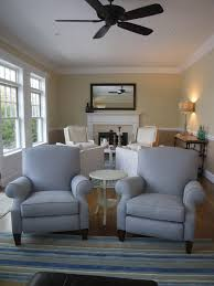 Living Room Recliner Chairs Cool Recliner Covers In Living Room Traditional With