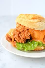 sriracha mayo kraft sriracha lime fried chicken sandwiches builicious