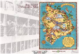 map of hawaii big island the keauhou store big island maps