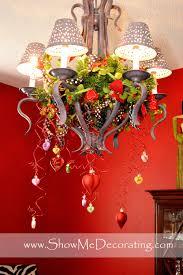 Party Chandelier Decoration Theme Show Me Decorating
