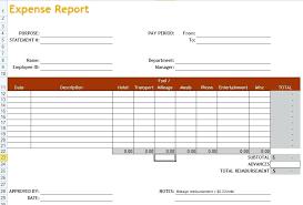m e report template sle expense reports expense report template sle expense