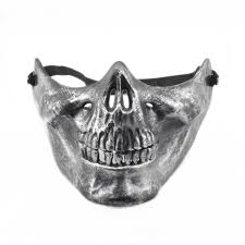 compare prices on skull half face mask online shopping buy low