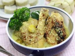 cara membuat opor ayam sunda resep masakan ikan air laut resep cara membuat opor ayam spesial beda