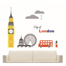 city of london wall decal sticker wackydot london wall decals city of london wall decal sticker wackydot