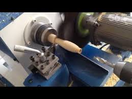 Cnc Woodworking Machines In India by Wooden Handle Making Machine Cnc Wood Lathe Cnc T Youtube