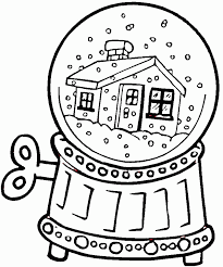 free winter coloring pages for kids coloring home