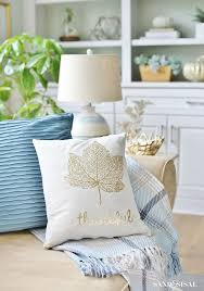 coasting into fall home tour homegoods giveaway