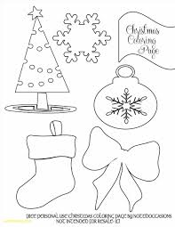 fresh christmas coloring pages for preschoolers