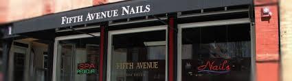 large groups 5th avenue nail salon