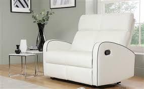 White Leather Recliner Sofa White Leather Sofas Buy White Leather Sofas Furniture