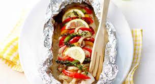 cuisine en papillote nos meilleures recettes de papillotes de poisson cuisine actuelle