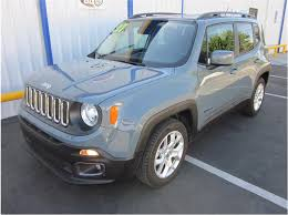 jeep gray blue 2017 jeep renegade from a m