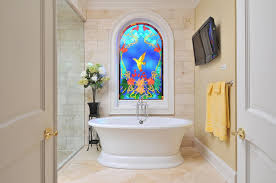 bathroom window ideas 7 different bathroom window treatments you might not thought