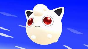 albino puff super smash bros for wii u u003e skins u003e jigglypuff