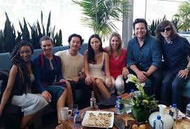 new walking dead cast 2016 the walking dead cast at san diego comic con 2016 thread page 2