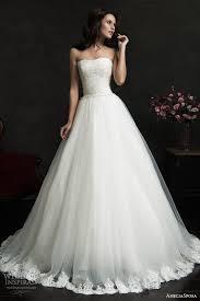 hem wedding dress ameliasposa 2015 wedding dresses wedding inspirasi