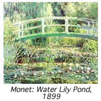 Claude Monet Blind Continue Painting With Vision Loss Visionaware