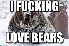 Bear Cocaine Meme - i fucking i fucking love cocaine bear meme on memegen