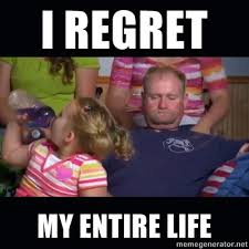 Honey Boo Boo Meme - saw a commercial for honey boo boo had to make this demotivational