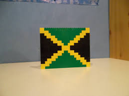 Flag Minecraft Lego Jamaica Flag By Profmadness On Deviantart