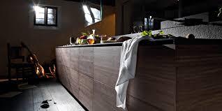 Kochinsel Moderne Küche Stein Holz Kochinsel Artematica Noce Tattile