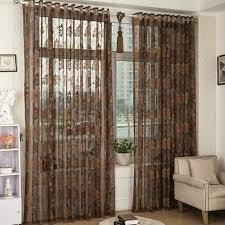 rideau voilage cuisine 2pcs 150cmx270cm rideaux pour le salon rideau voilage cuisine