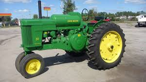 1955 john deere 70 lp tractor for sale online auction youtube