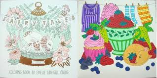 Fairy Tales Coloring Book Sagolikt U2013 Review Colouring